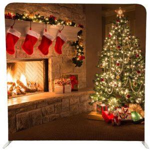 Christmas Backdrops for Shopping Malls